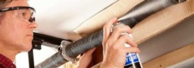 September has arrived, so now is the time for garage door maintenance